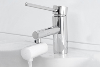 Using the Baclyser TL/TR (2M) medical filter for taps