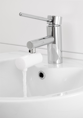 Using the AS TAP Legionella tap filter